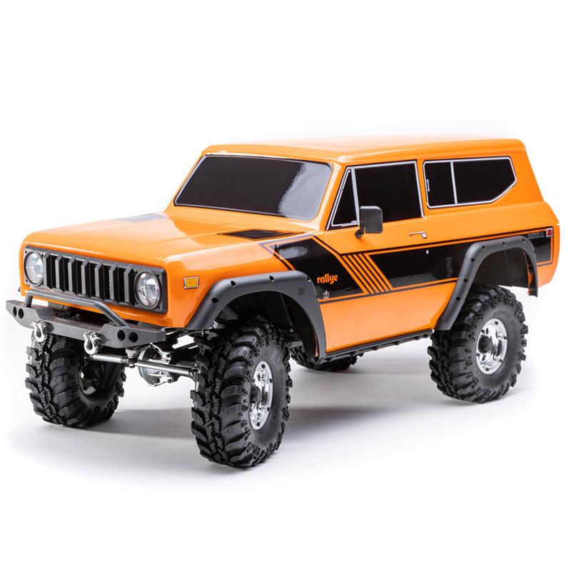 Redcat Racing Gen8 International Scout 1/10 Scale RC Truck - Orange