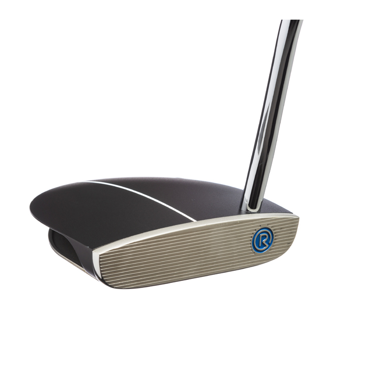 Rife Titan Silver/Black Putter