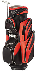 RJ Sports Commander Cart Bag