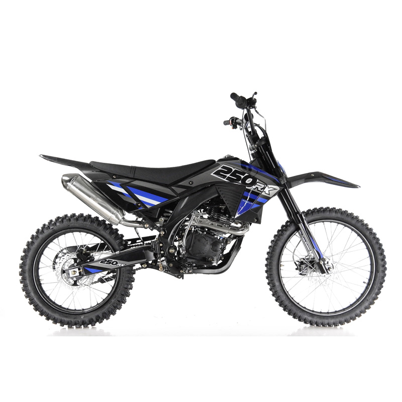 Apollo 250cc Dirt Bike - Blue
