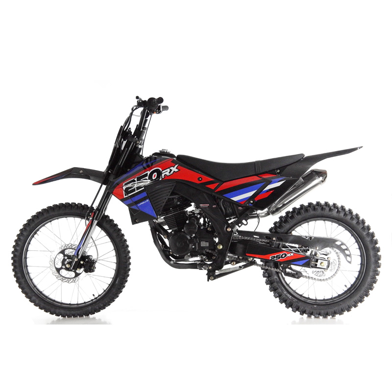 Apollo 250cc Dirt Bike - Red