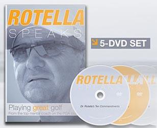 Rotella Speaks - 5 DVD Set