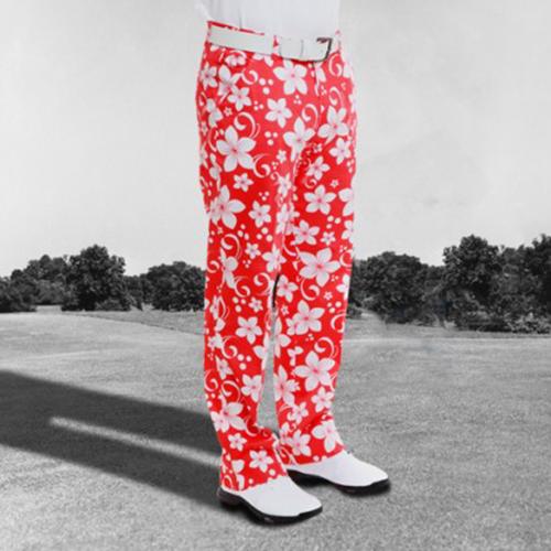 Image of Royal & Awesome Mens Golf Pants - Wahine Magnet