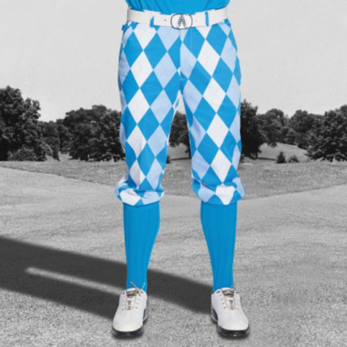 Royal & Awesome Mens Golf Knickers - Old Toms