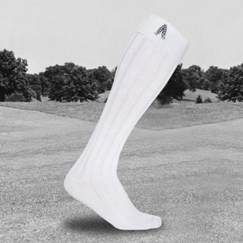 Royal & Awesome Socks - White