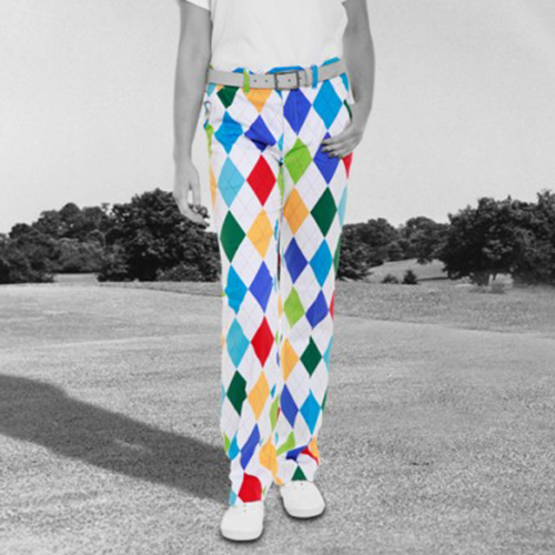 Royal & Awesome Womens Pants - King of Diamonds
