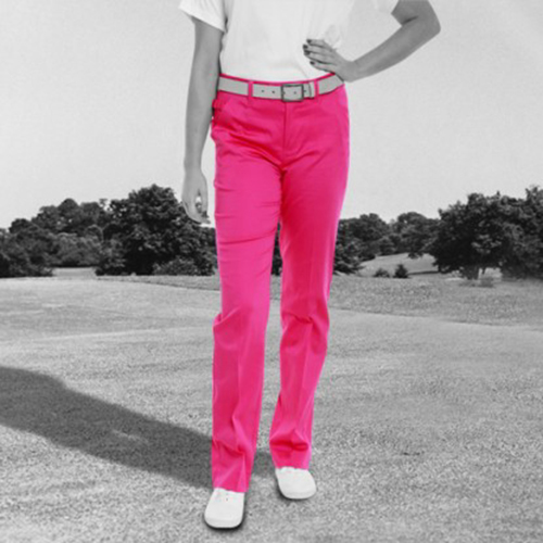 Image of Royal & Awesome Womens Pants - Pink Ticket
