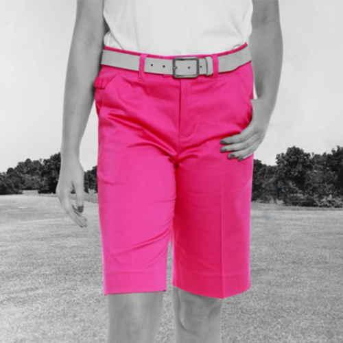 Image of Royal & Awesome Womens Shorts - Pink Ticket