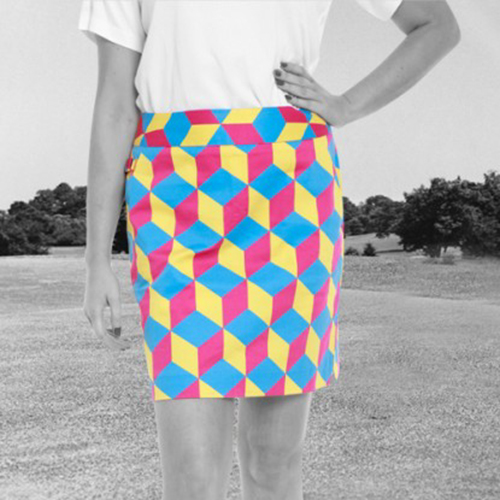Royal & Awesome Womens Skorts - Knicker Blocker Glory