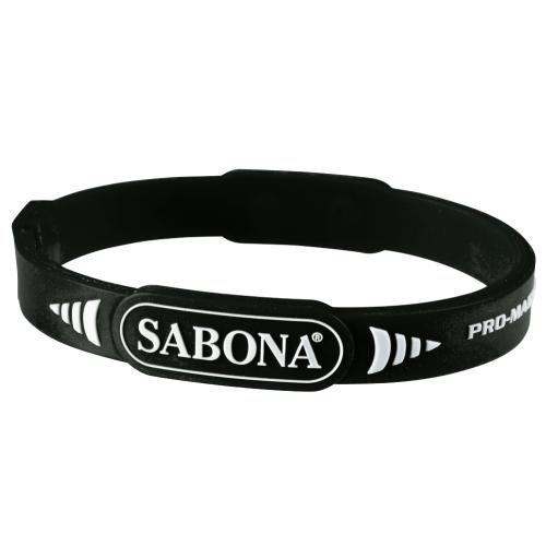 Sabona Magnetic Sport Bracelet - Black