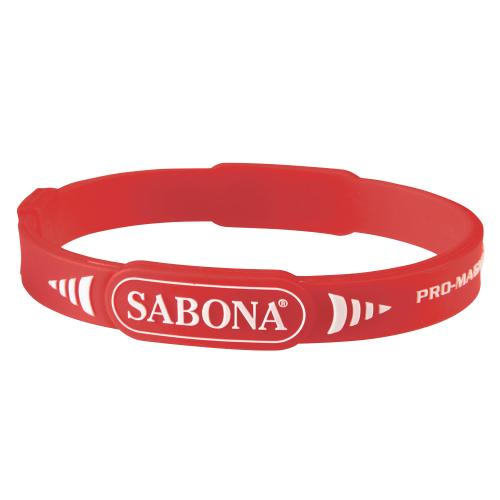 Sabona Magnetic Sport Bracelet - White