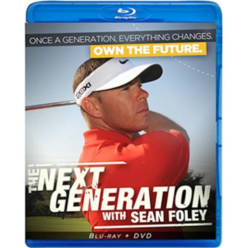 Sean Foley - The Next Generation - Blue-Ray & DVD