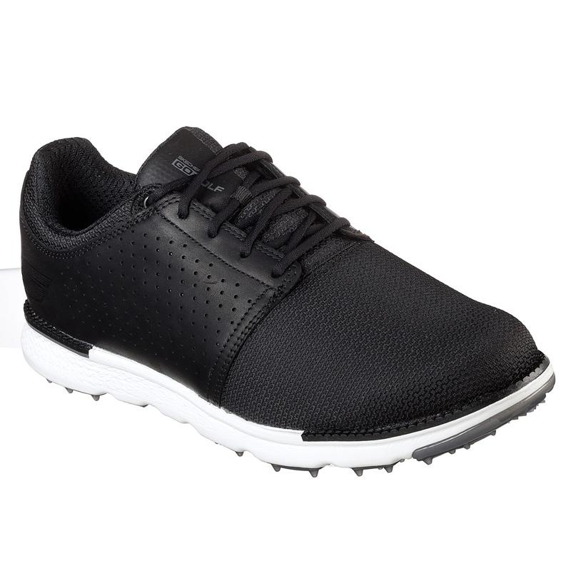 2019 Skechers Go Golf Elite V3 Golf Shoes - Approach RF - Black/White