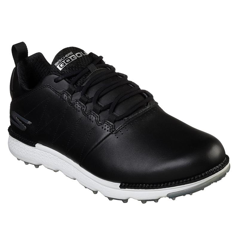 2019 Skechers Go Golf Elite V3 Golf Shoes - Black/White