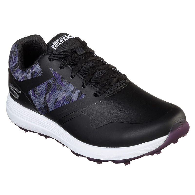 2019 Skechers Go Golf Max Draw Golf Shoes - Womens -Black/Purple