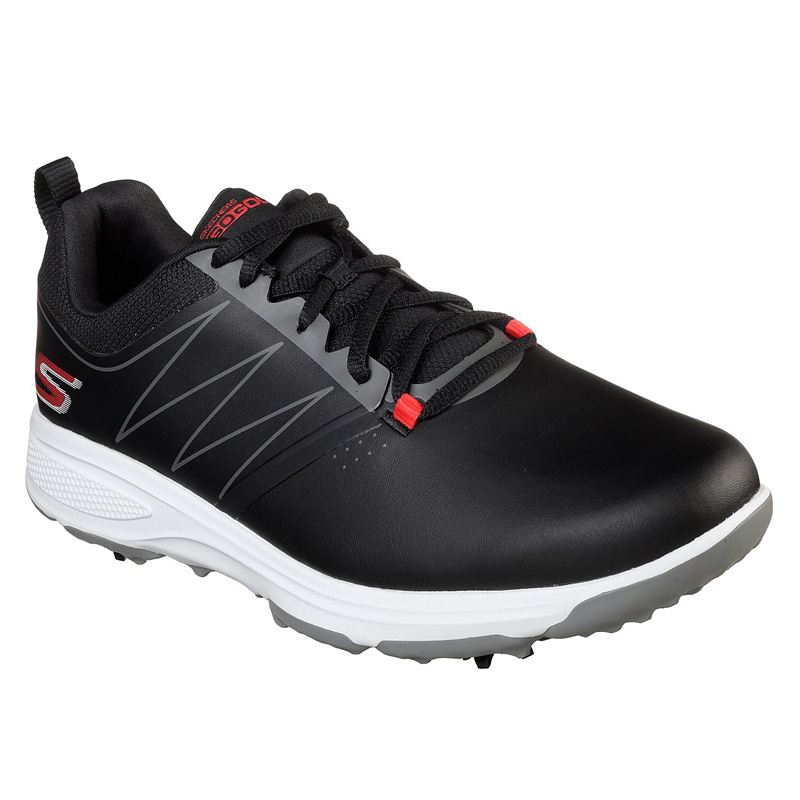2019 Skechers Go Golf Torque Golf Shoes - Black/Red