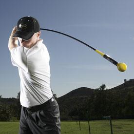"""Sklz Gold Flex Golf Swing Trainer 48"""""""
