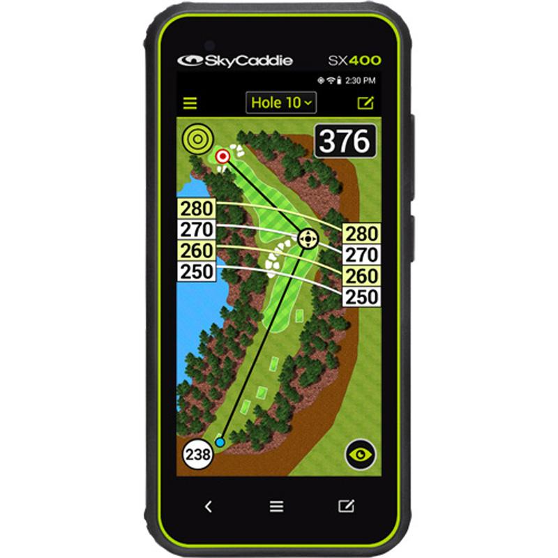 SkyGolf SkyCaddie SX400 Golf GPS