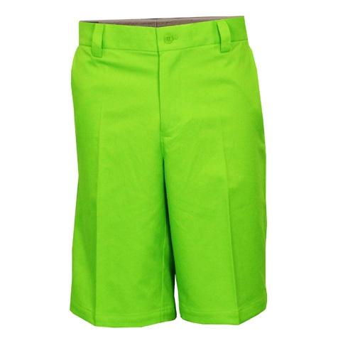 Sligo Solid Golf Shorts - Melon