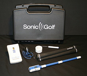 Sonic Golf System-1 Solo Edition