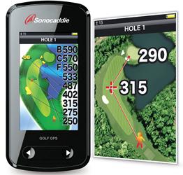Image of Sonocaddie V500 Golf GPS