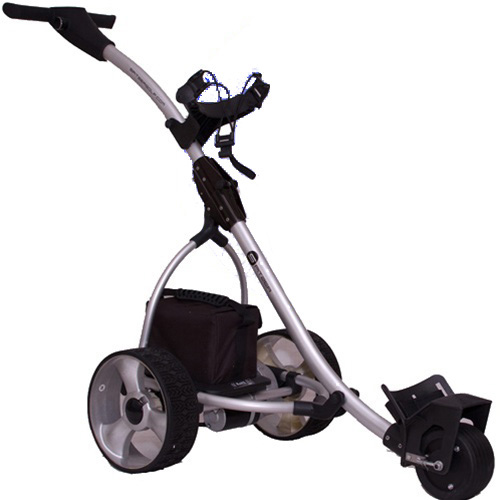 Spitzer E2 Electric Push Cart