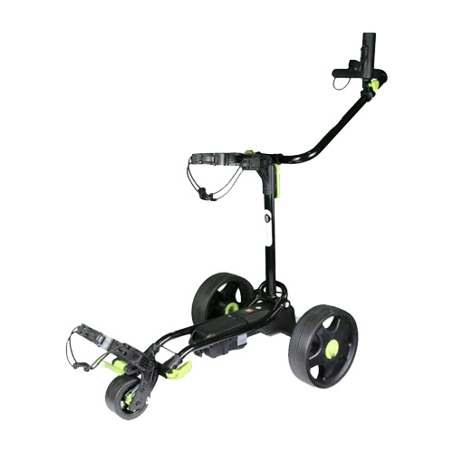 Spitzer EL6 Electronic Push Cart