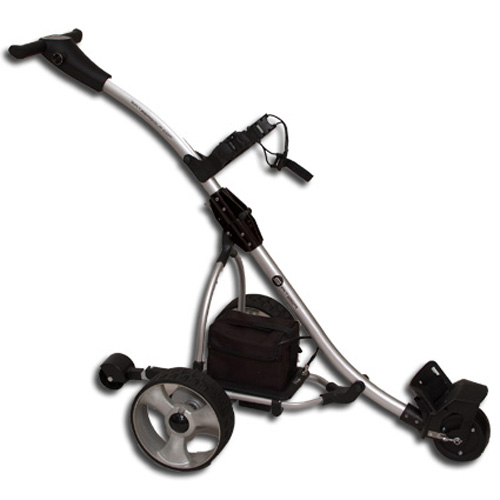 Spitzer R5 Digital Electric Push Cart