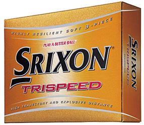 Srixon Trispeed (Dozen)