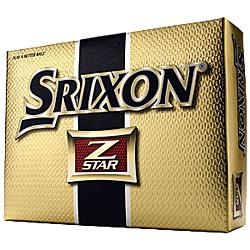 Srixon Z-Star Golf Balls(1 Dozen)