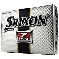 Srixon Z-Star X Golf Balls(1 Dozen)