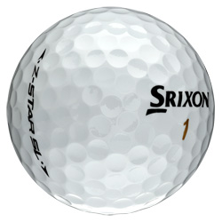 srixon z star sl white golf balls