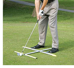 Stance Minder Golf Training Aid