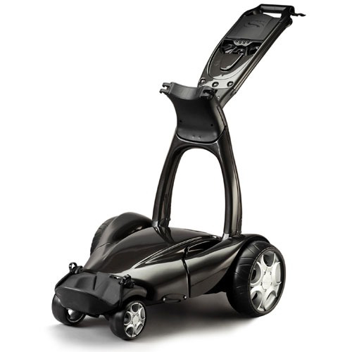 Stewart Golf X5 Electric Push Cart At