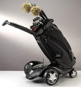 Stewart Golf F1 Lithium Electric Push Cart