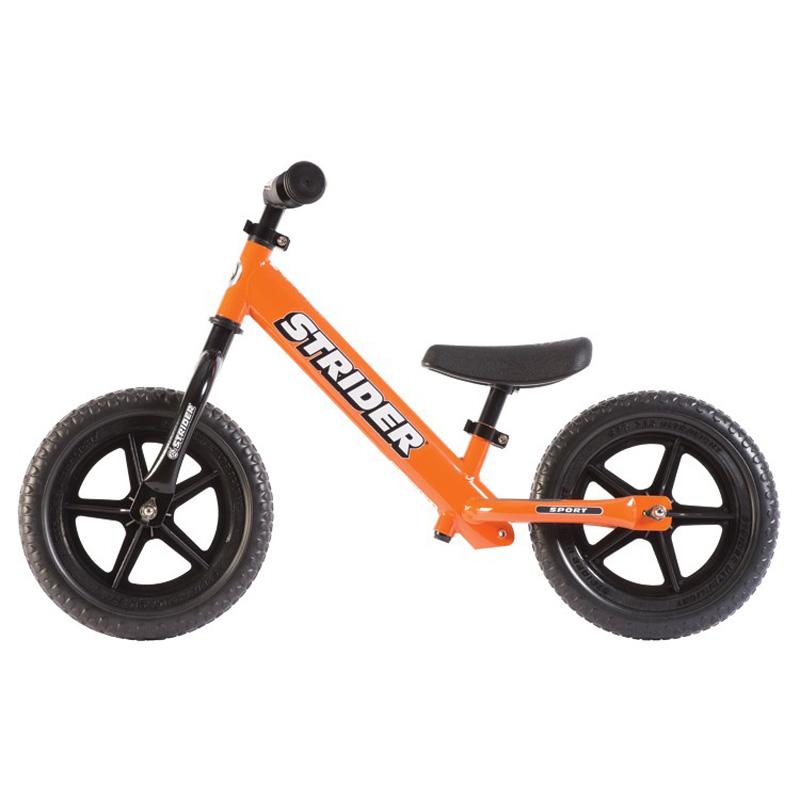 Strider 12 Sport Kids Balance Bike Learn To Ride No