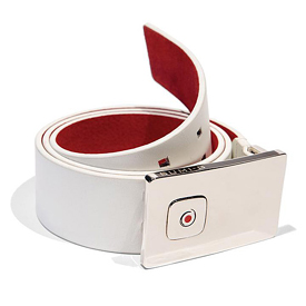 Sumi-G Dormy Belt - White