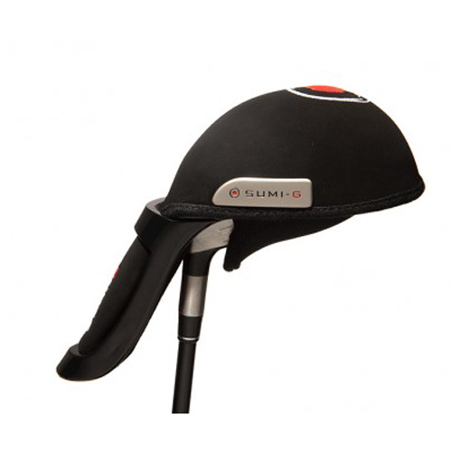 Sumi-G Hybrid Headcover -Black