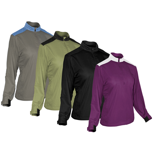 Sun Mountain 2013 Headwind Pullover - Womens
