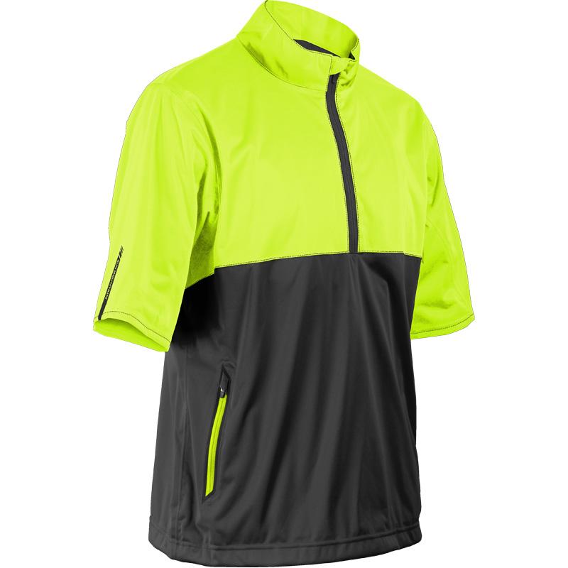2017 Sun Mountain RainFlex Short Sleeve Pullover