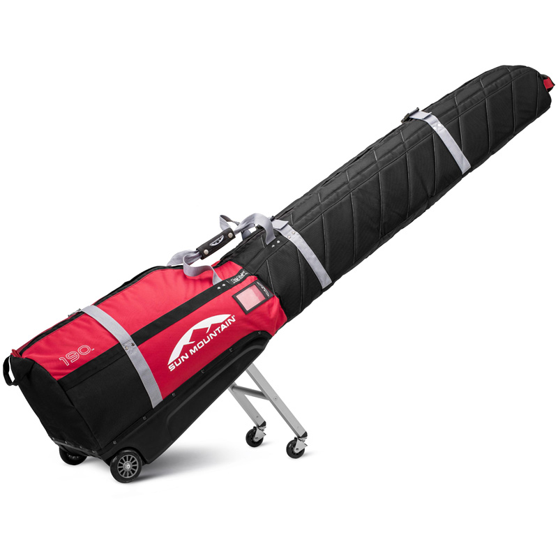 2018 Sun Mountain SkiGlider - Ski Travel Bag