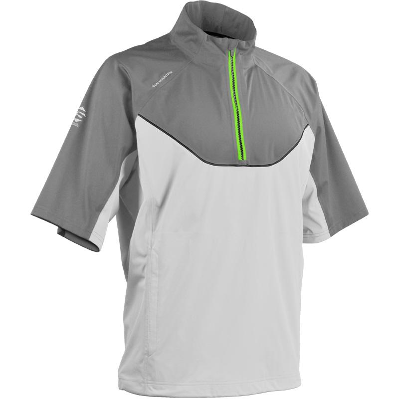 2017 Sun Mountain Tour Series Short Sleeve Pullover