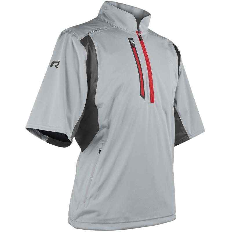 2018 Sun Mountain RainFlex Short Sleeve Pullover
