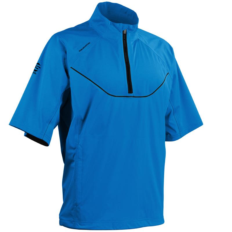 2018 Sun Mountain Tour Series Short Sleeve Pullover