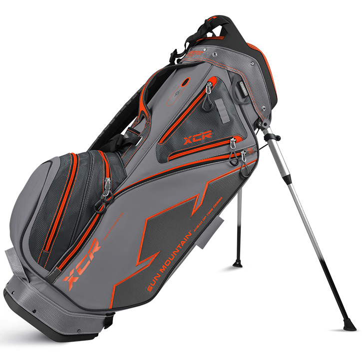 2016 Sun Mountain XCR Golf Stand Bag