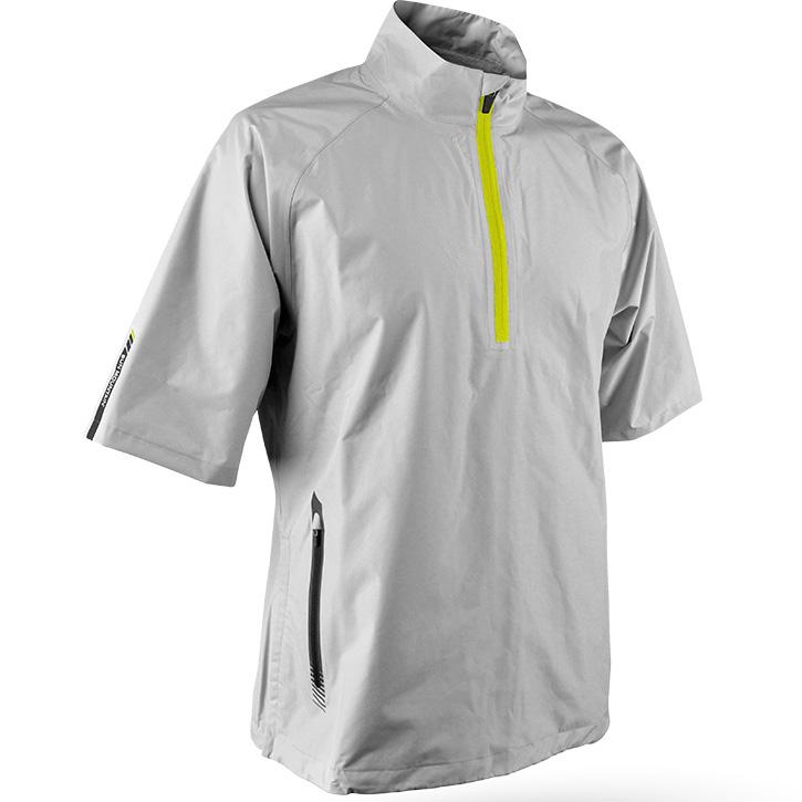 2015 Sun Mountain Cumulus Short Sleeve Pullover