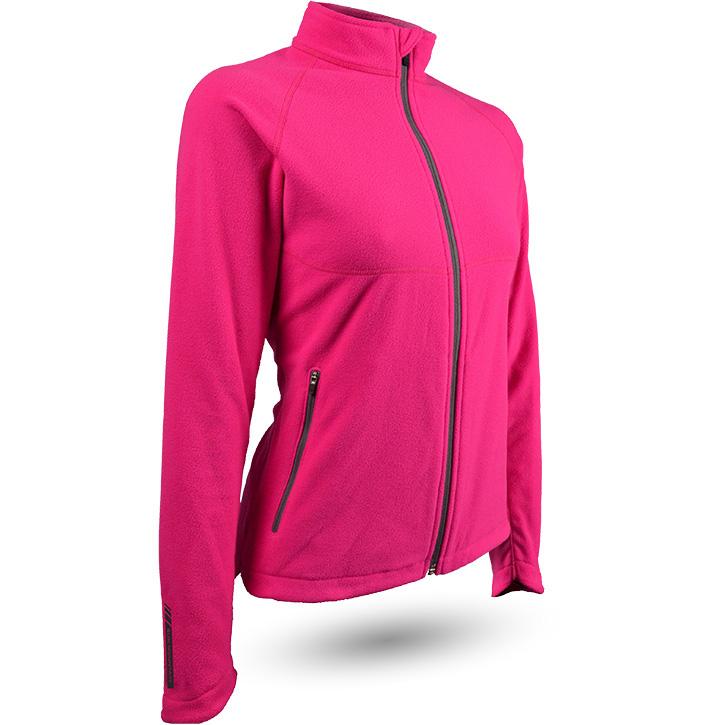 2015 Sun Mountain Golfleece Jacket - Womens