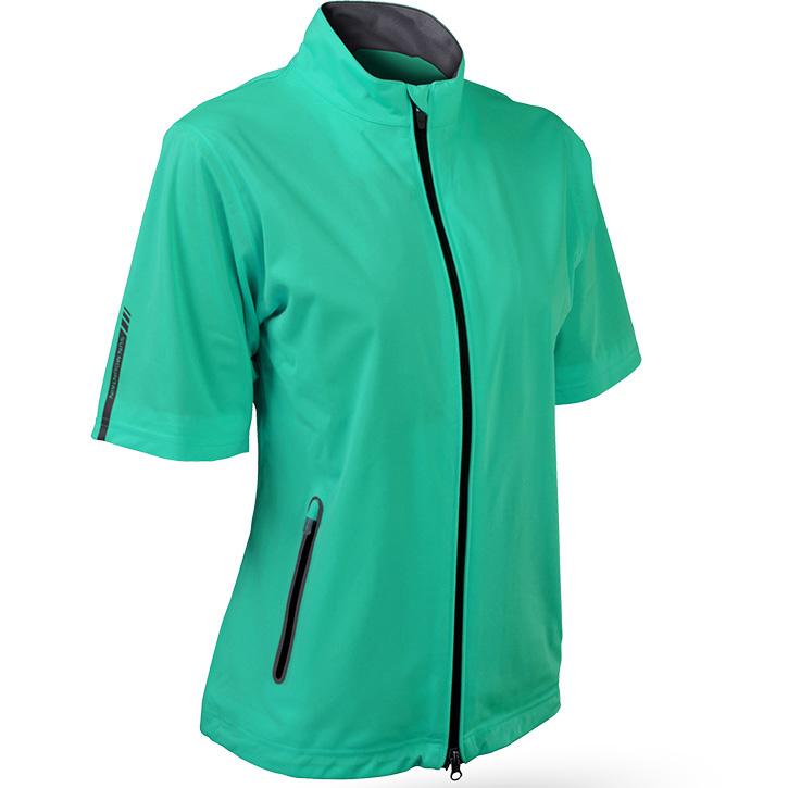 2015 Sun Mountain RainFlex Short Sleeve Jacket - Womens at