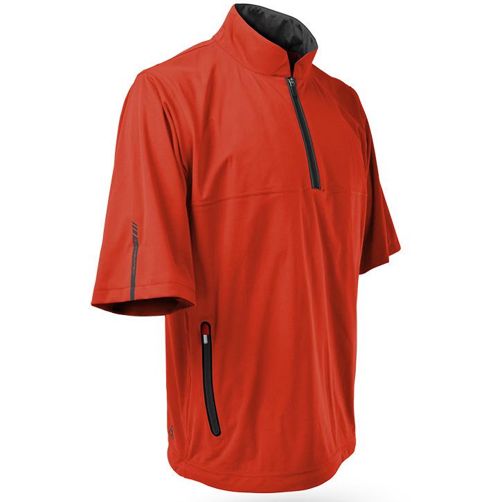 2015 Sun Mountain RainFlex Short Sleeve Pullover