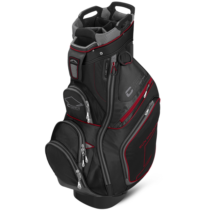 2016 Sun Mountain C-130 7-Way Golf Cart Bag